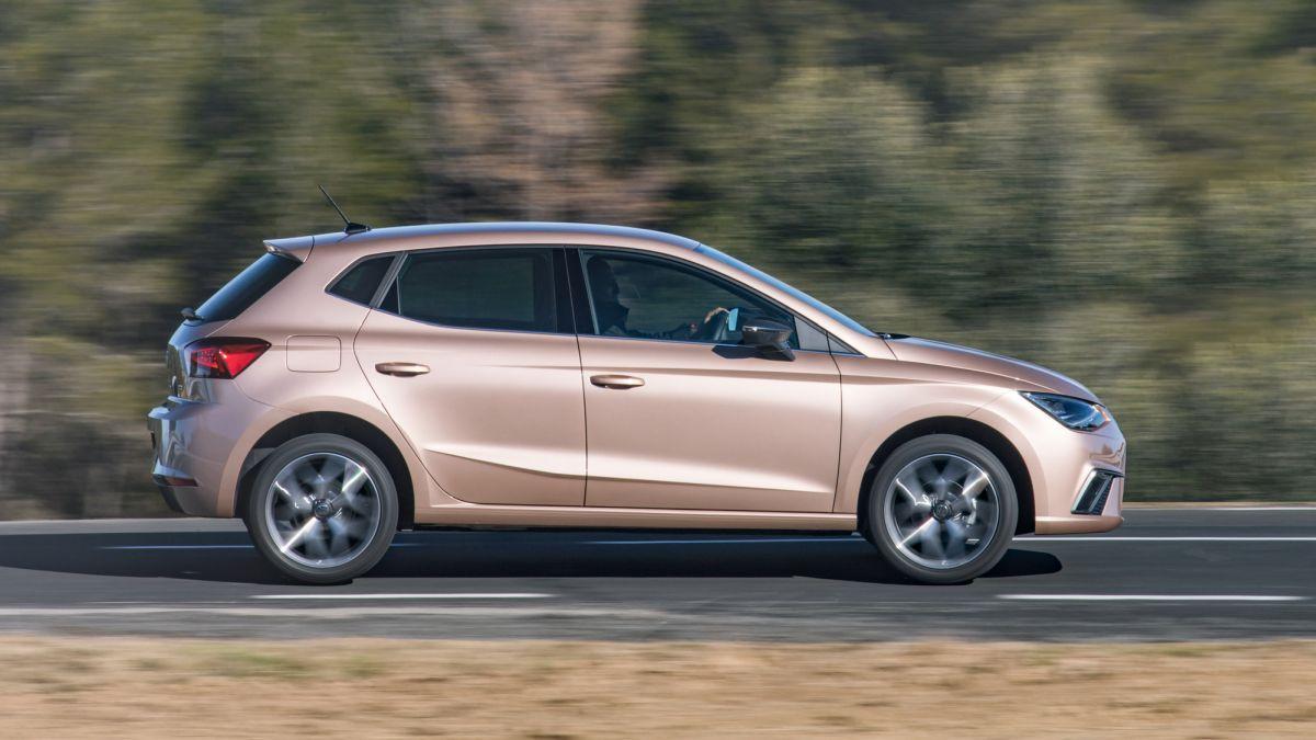 Test SEAT Ibiza Xcellence 1,0 TSI S&S 115