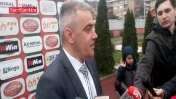 Jagodić: Nije mala stvar pobijediti Sarajevo 3:0