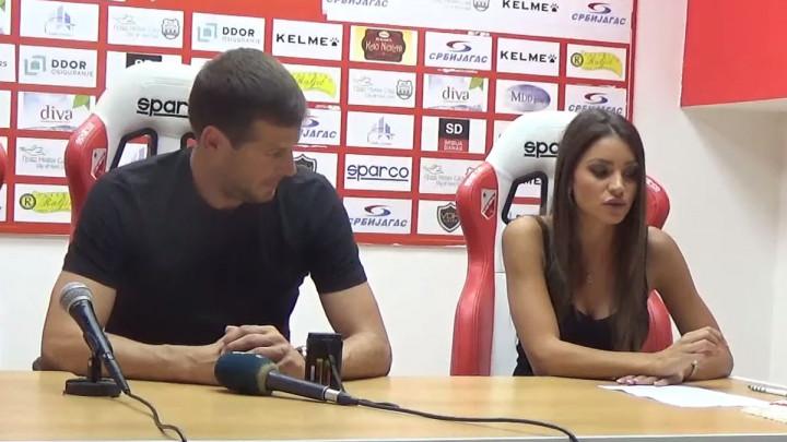 Na početku sezone hipnotisala Lalatovića, sada je odlučila isto učiniti pratiocima na Instagramu