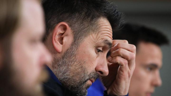 Dinamo prelomio: Bjelica je 'bivši', mijenja ga potpuni trenerski anonimus