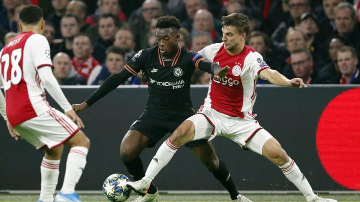 Transfer iz vedra neba, iz Ajaxa u Premier ligu