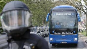 Napad na autobus HSV-a