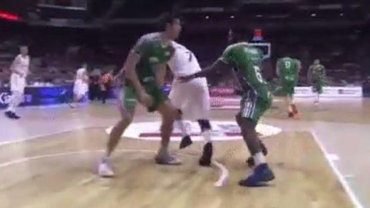 On se igra košarke: Dončić potezom ponizio protivnika