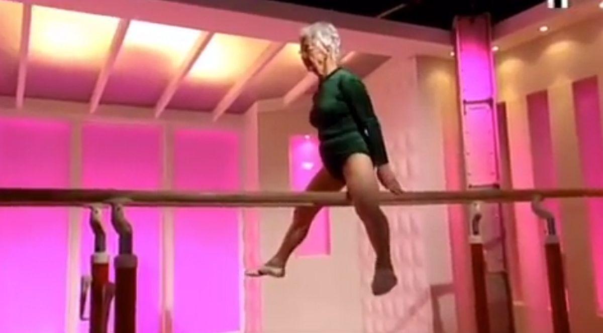Upoznajte čudesnu baku: Ima 93 godine i najstarija je gimnastičarka na svijetu