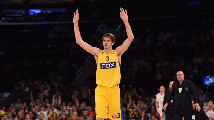 Čapljinac na NBA draftu