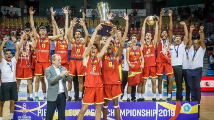 Kadeti Španjolske europski prvaci