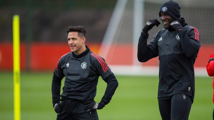 Alexis Sanchez: Nigdje na svijetu nećete pronaći nekoga poput Lukakua