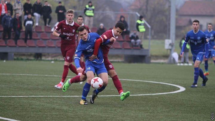 Podjela bodova u duelu juniora Sarajeva i Željezničara