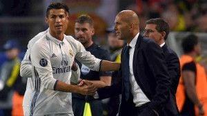 Bitan sastanak u Madridu: Šta je Ronaldo poručio Zidaneu i saigračima?