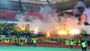 Dynamo Dresden tone ka trećoj ligi, ali to njihove navijače ni malo ne dotiče