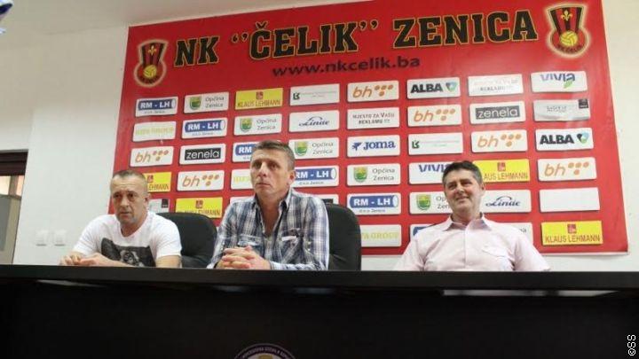 Beganoviću se odazvalo samo 16 nogometaša