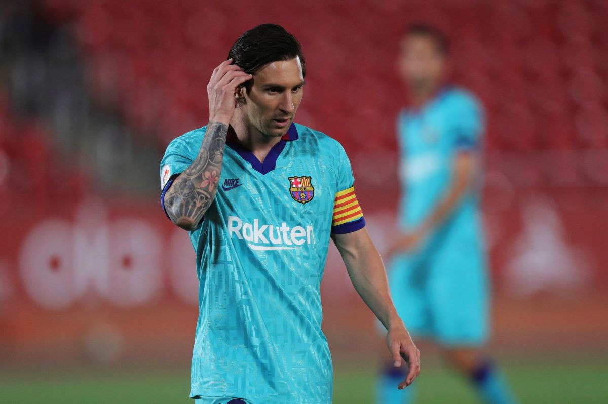 Messi pokazao kako mu izgleda noga nakon utakmice sa Sevillom
