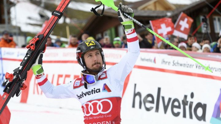 Hirscheru pobjeda u Adelbodenu