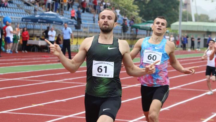 Tuka najbrži na 800 metara u Zenici