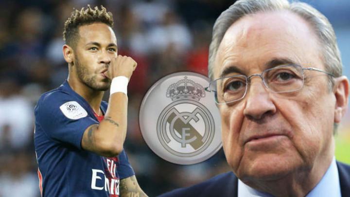 Neymar poručio Perezu da će preći u Real ako se riješi Modrića