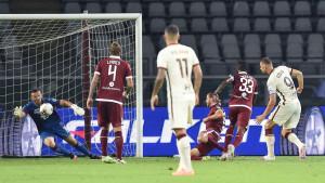 Roma nakon preokreta slavila u Torinu, Edin Džeko zabio još jedan pogodak