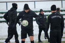 Bekić i Pidro propustili novi trening bordo tima