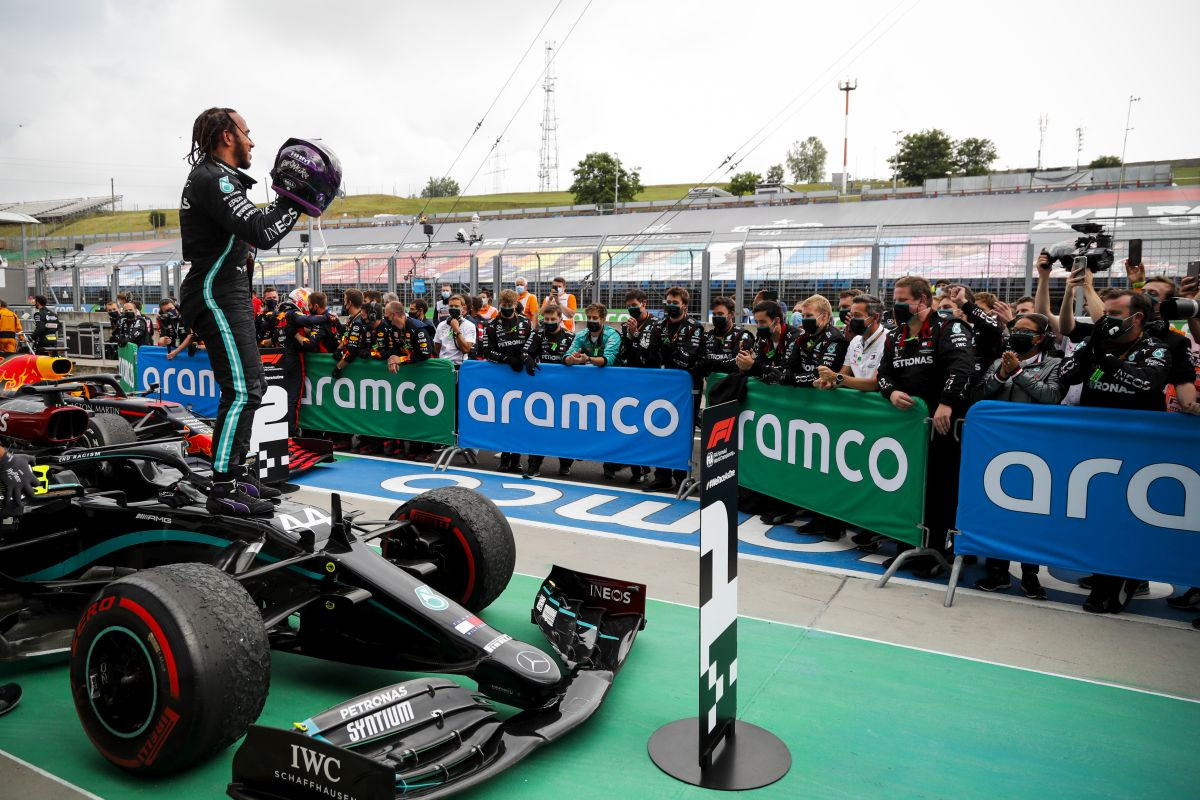 Hamilton je jučer stigao još jedan Schumacherov rekord