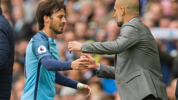 Guardiola: Silva će igrati protiv Manchester Uniteda