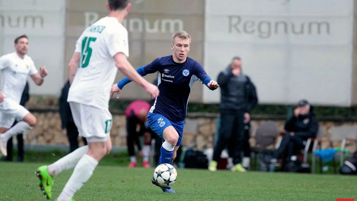 KRAJ: FK Željezničar - Oleksandriya 2:1