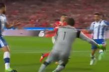 Refleksna reakcija Casillasa spasila Porto