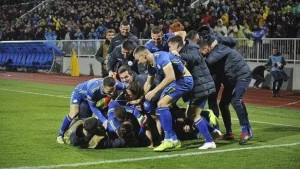 Velika senzacija Kosova protiv Danske!