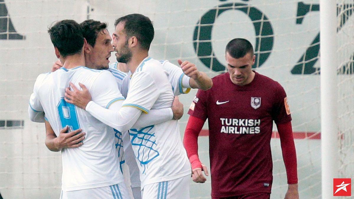 FK Sarajevo u prijateljskom susretu poražen od Astane