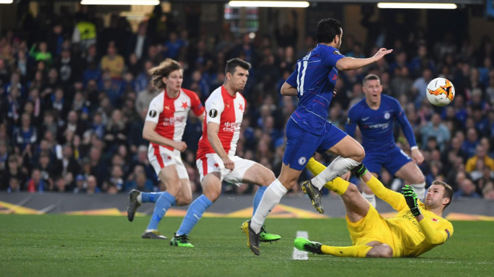 Sedam golova na Stamford Bridgeu, častan oproštaj Slavije od Lige Evrope