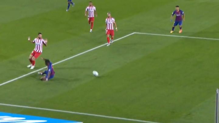 Panenka Messija, ali penal za Barcelonu je... Komentarisat će se sasvim sigurno