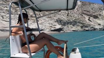 Seksipilna Danijela uživa s NBA zvijezdom u Hrvatskoj