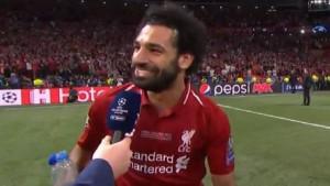 Salah: Konačno da odigram 90 minuta u finalu
