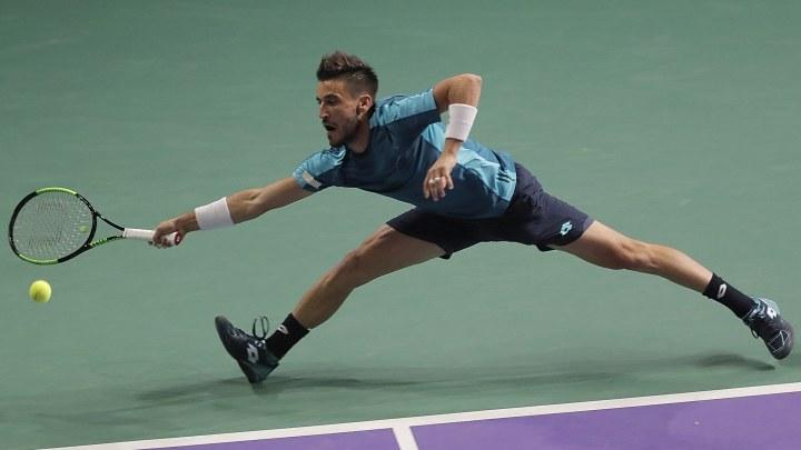 Džumhur ostao na 31. mjestu na ATP listi