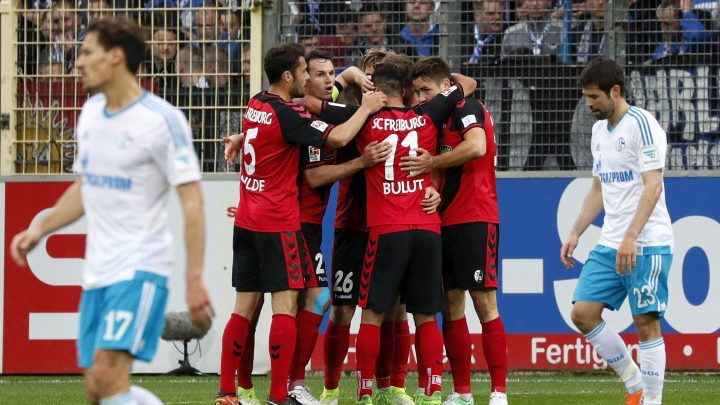 Freiburg lako savladao Schalke