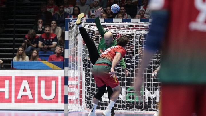 Grahovac među najboljim golmanima Evropskog prvenstva