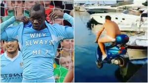 Mario Balotelli ponovo u centru pažnje, ali jedan čovjek je zbog toga bar dobro zaradio