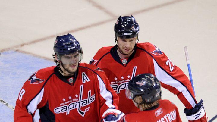 Capitalsi izborili majstoricu protiv Penguinsa