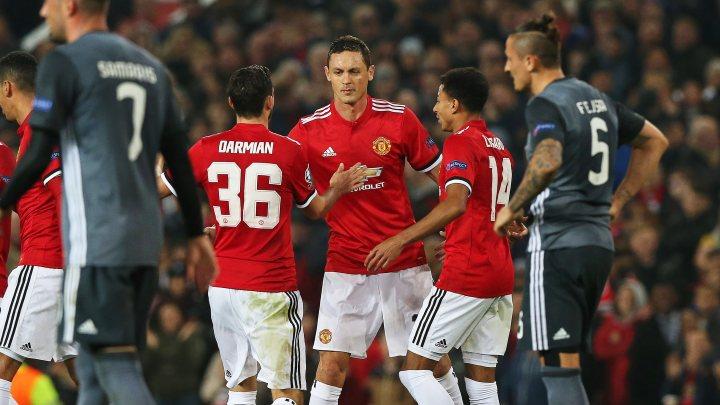 United osigurao prolaz, preokret CSKA