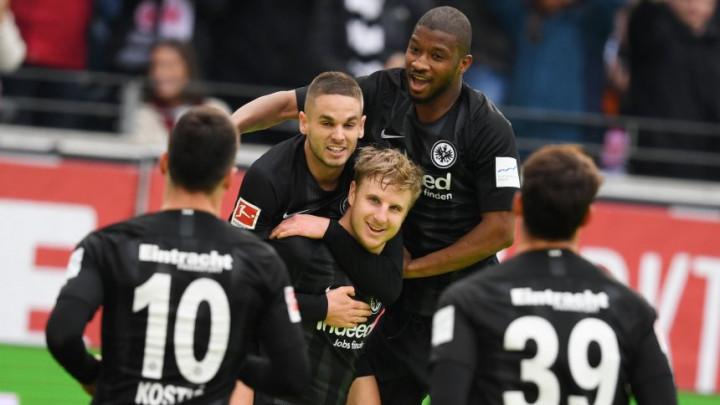 Eintracht sustigao prednost Benfice i plasirao se u polufinale Evropske lige