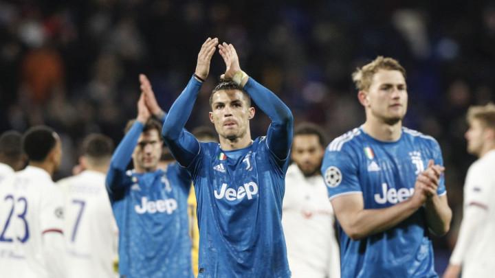 Liga prvaka se vraća utakmicama u Torinu i Manchesteru