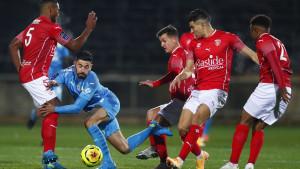Strasbourg ubjedljiv protiv Nimesa, Duljević i Prcić upisali nastup