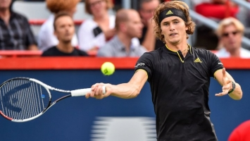 Ništa od 94. titule: Federer izgubio od Zvereva