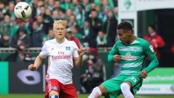 Werder slavio veoma bitnu pobjedu protiv HSV-a