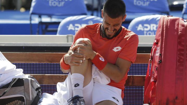 Džumhuru zabranjen nastup na Roland Garrosu: Sigurni smo da je bio lažno pozitivan test
