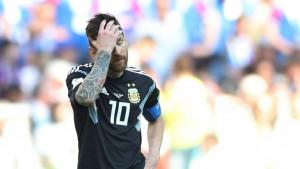 Messi promašio penal, a izraelski ministar zna i zašto!