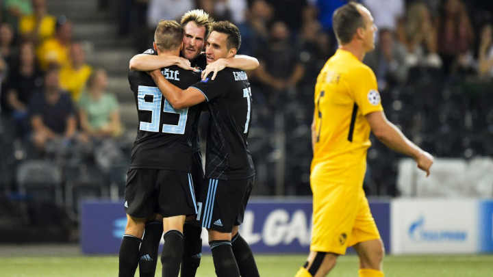 Dinamo sa Bosancima napada Ligu prvaka