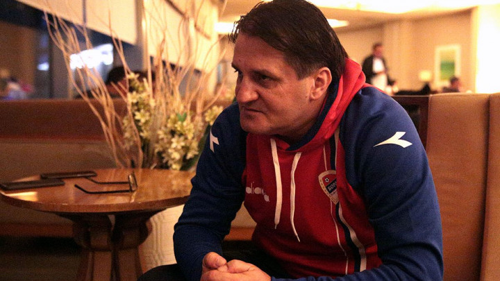 Slovenci u čudu, trener Borca Darko Vojvodić isključen nakon samo 10 minuta