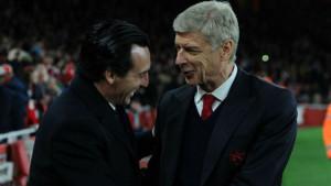 Unai Emery nije bio prvi izbor Arsenea Wengera na klupi Arsenala
