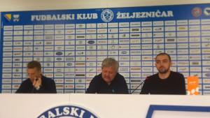 Amar Osim: Nadam se da ćemo dobro ući u utakmicu, Mladost je nezgodna ekipa