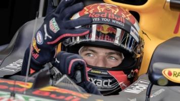Verstappen: Ne smijem se uljuljkati četvrtim mjestom