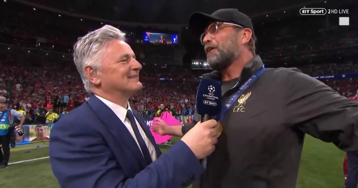 """""""Jeste li ikada vidjeli tim poput ovoga? Inače sam 20 minuta nakon utakmice polupijan, ali..."""""""